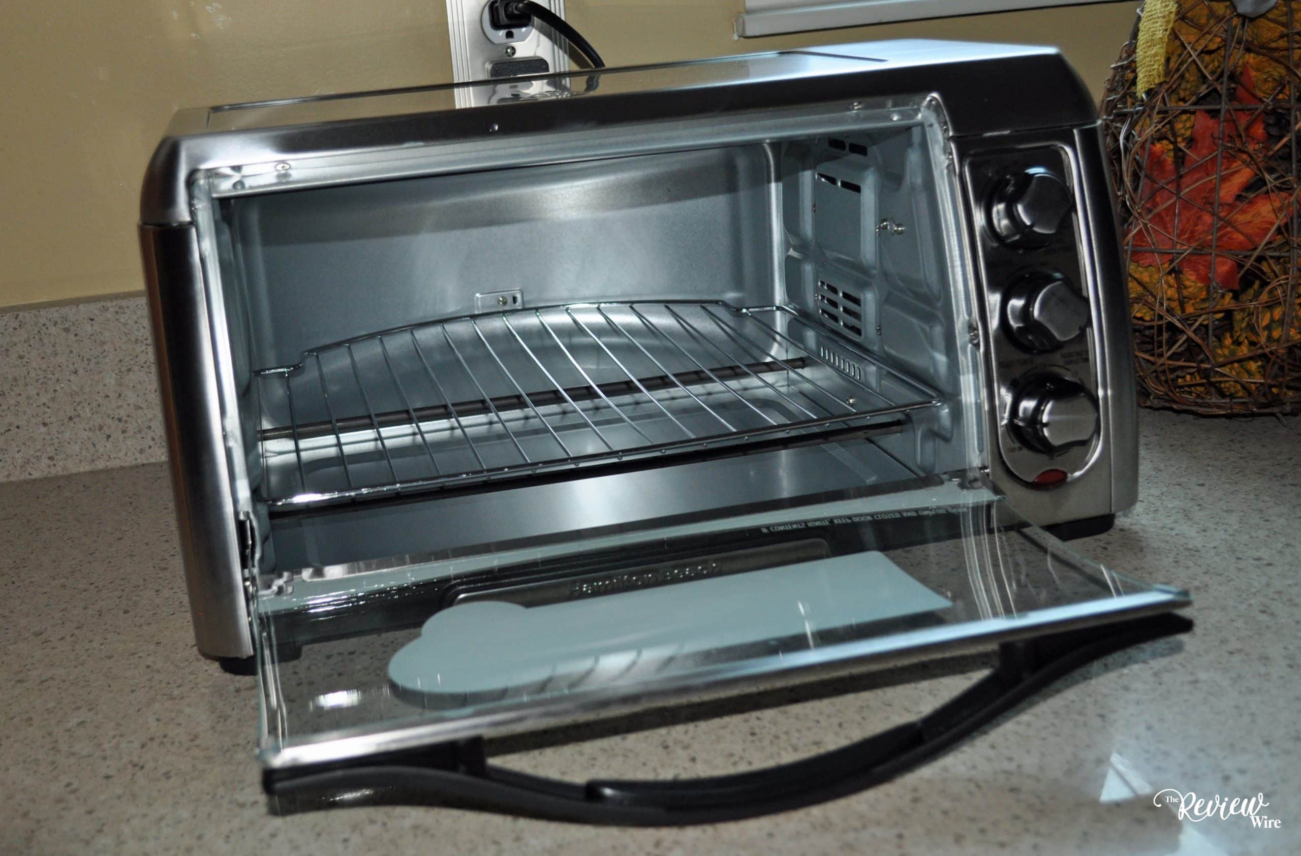 Hamilton Beach Sure-Crisp Air Fry Toaster Oven