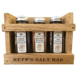 The Review Wire Holiday Gift Guide 2020: Hepp's Salt Co. Smoke'n Hot