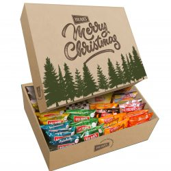 The Review Wire Holiday Gift Guide 2020: Herr's Merry Christmas Decorative Box