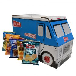 The Review Wire Holiday Gift Guide 2020: Herr's Snack Truck Assorted Single Serve Bags
