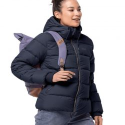 The Review Wire Holiday Gift Guide 2020: Jack Wolfskin Crystal Palace Windproof Down Jacket