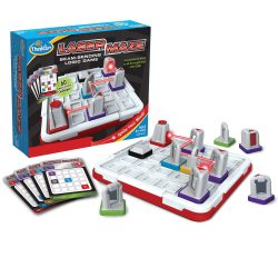 The Review Wire Holiday Gift Guide 2020: Laser Maze Beam-Bending Logic Maze Game