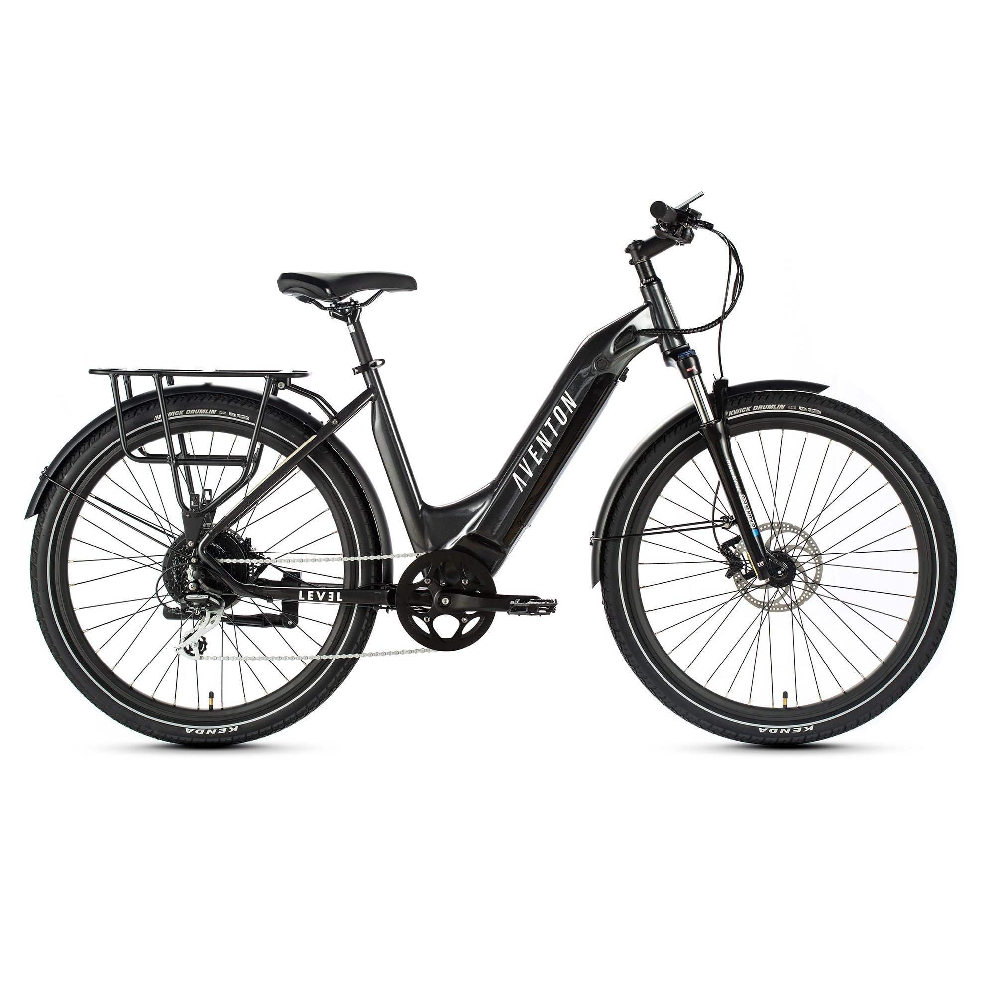 Level Step-Through Commuter eBike from Aventon Bikes
