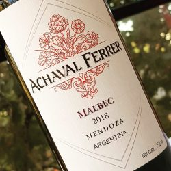The Review Wire Holiday Gift Guide 2020: Achavla Ferrer Malbec 2018