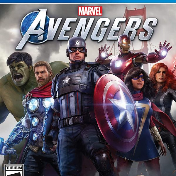 Marvel's Avengers for PlayStation 4 Game