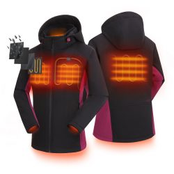 The Review Wire Holiday Gift Guide 2020: Ororo Slim Fit Heated Jacket with Battery Pack