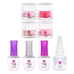 The Review Wire Holiday Gift Guide 2020: Pretty in Pink Starter Nail Dipping Powder Kit