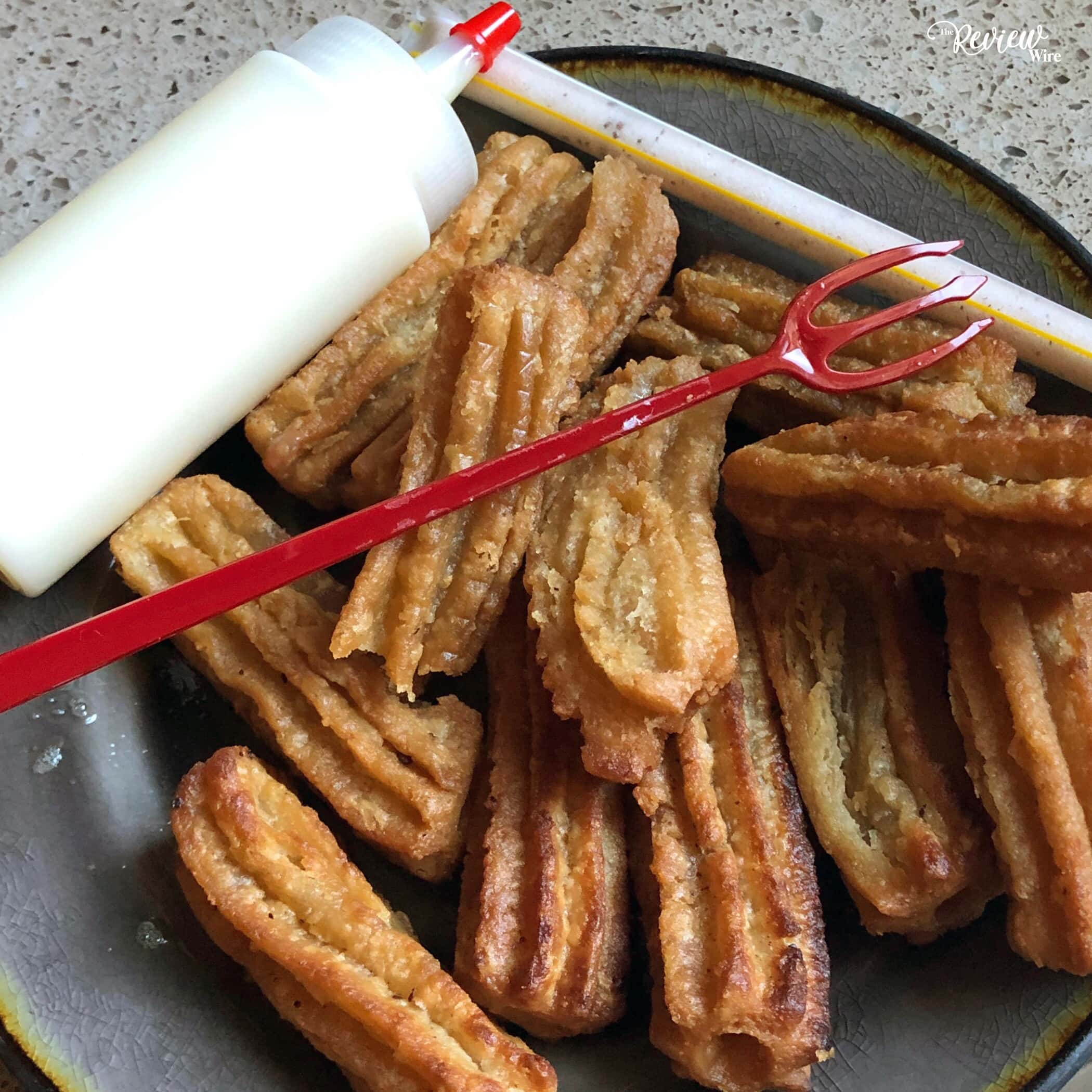 San Diablo Take and Bake Churro Kit