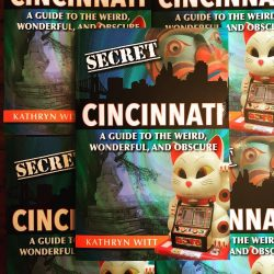The Review Wire Holiday Gift Guide 2020: Secret Cincinnati: A Guide to the Weird, Wonderful, and Obscure