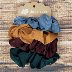 The Review Wire Holiday Gift Guide 2020: Shelly Cove Hair Scrunchies