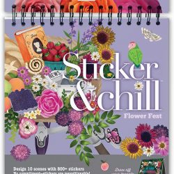 The Review Wire Holiday Gift Guide 2020: Sticker & Chill Flower Fest