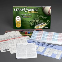 The Review Wire Holiday Gift Guide 2020: Strat-O-Matic Baseball Current Edition Game