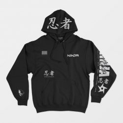 The Review Wire Holiday Gift Guide 2020: Team Ninja Hoodie