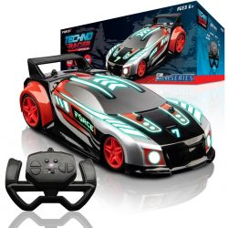 The Review Wire Holiday Gift Guide 2020: Techno Racer Music Car with LED Lights