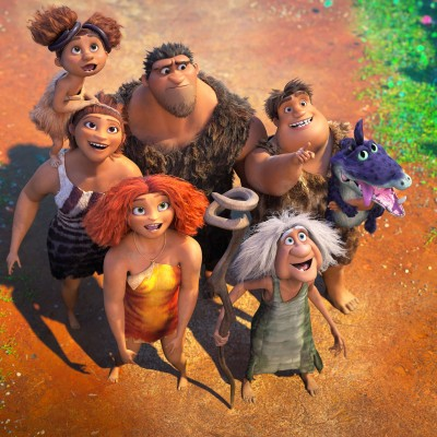 The Croods: A New Age Coming to Theaters November 25th!