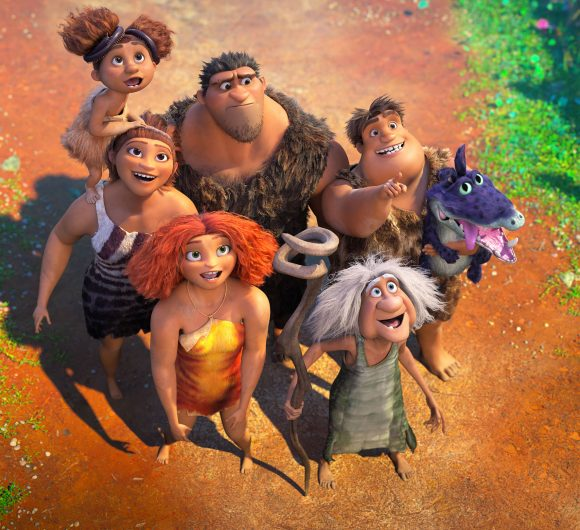 The Croods 2 Movie Image