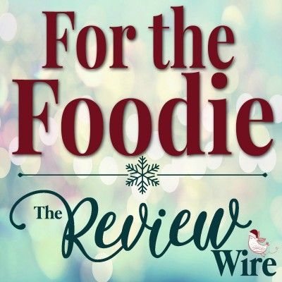 9th Annual Holiday Gift Guide 2020: Gifts for Foodies #reviewwireguide
