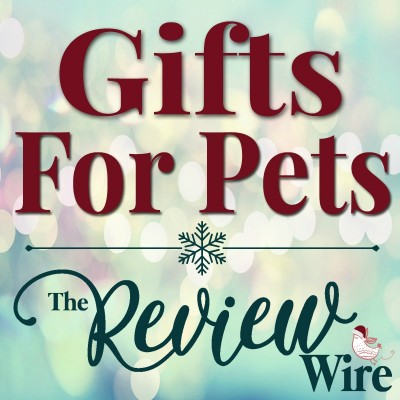 9th Annual Holiday Gift Guide 2020: Pet Gifts #reviewwireguide