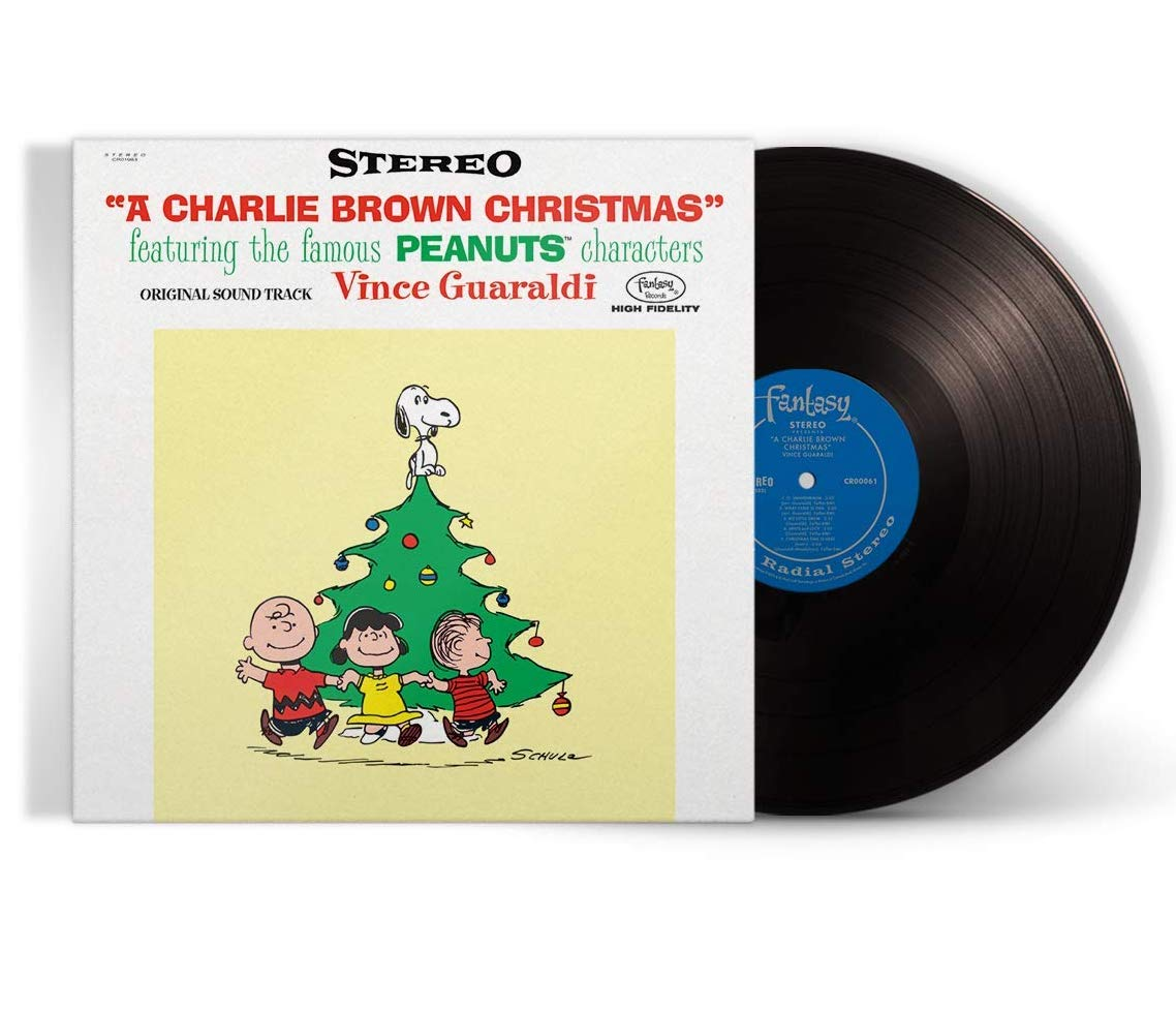 Vince Guaraldi Trio: A Charlie Brown Christmas 70th Anniversary LP