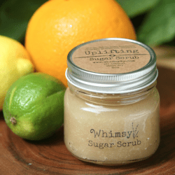 The Review Wire Holiday Gift Guide 2020: Whimsy Sugar Scrubs Uplifting Citrus