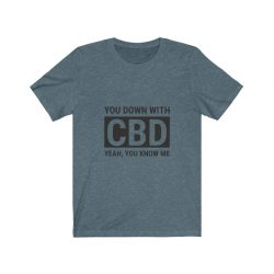 The Review Wire Holiday Gift Guide 2020: You Down With CBD Tee