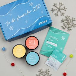 The Review Wire Holiday Gift Guide 2020: Yummy Gummy CBD Holiday Gift Set