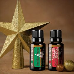 The Review Wire Holiday Gift Guide 2020: dōTERRA Holiday Blends Essential Oils