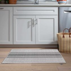 The Review Wire Holiday Gift Guide 2020: GelPro Ergo Comfort Rug + Mat in Farmhouse Stripe