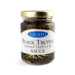 The Review Wire Holiday Gift Guide 2020: Giusto Sapore Premium Gourmet Black Truffle Sauce