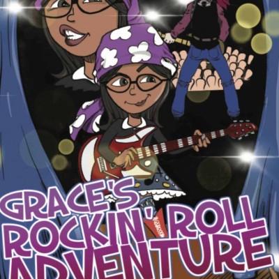 Follow Rock and Roll Hall of Famer Little Steven Van Zandt in Grace's Rockin' Roll Adventure