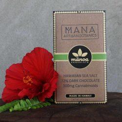 The Review Wire Holiday Gift Guide 2020: Mana Botanics Hemp Dark Chocolate Bar