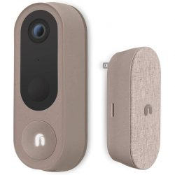 The Review Wire Holiday Gift Guide 2020: Nooie Smart Doorbell
