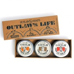The Review Wire Holiday Gift Guide 2020: Outlaw's Life Solid Cologne Trio