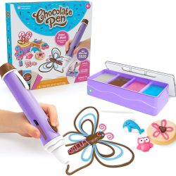 The Review Wire Holiday Gift Guide 2020: Real Cooking Chocolate Pen