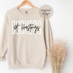 The Review Wire: 27 Bridgerton Gift Ideas Fit for a Queen: Duchess of Hastings Sweatshirt