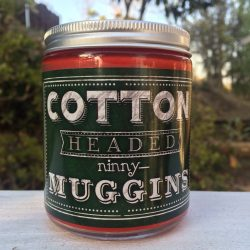 The Review Wire: Unleash Your Inner Elf with these Elf Gift Idea: Cotton Headed Ninny Muggins Candle