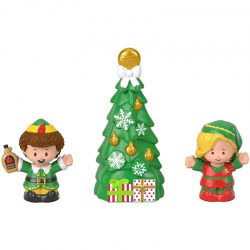 """The Review Wire: Unleash Your Inner Elf with these Elf Gift Idea: Fisher-Price Little People Collector """"Elf"""""""