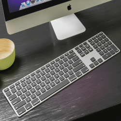 Chic Collective Father's Day Guide 2021: Matias Aluminum Keyboard