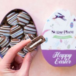 The Review Wire Spring Guide 2021: Sugar Plum Chocolates Chocolate Covered Sandwich Cookies