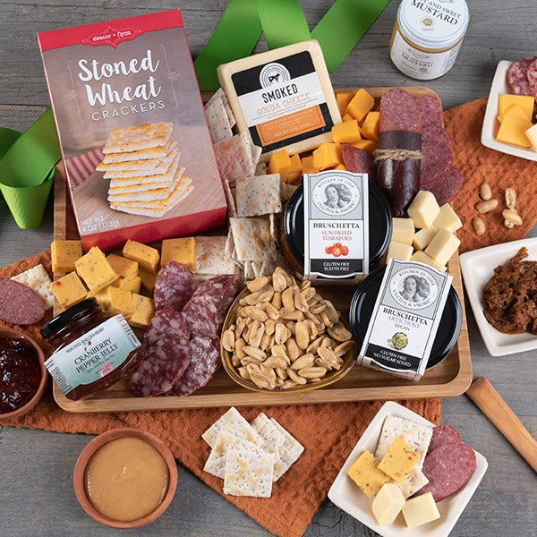 Artisan Meat and Cheese Platter