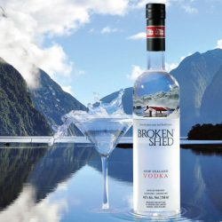 The Review Wire Father's Day Guide 2021: Broken Shed Vodka