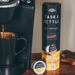 The Review Wire Father's Day Guide 2021: Cask and Kettle Ready-to-Brew Hot Cocktails