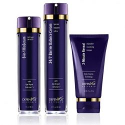 DefenAge New Skin Clinical Power Trio+