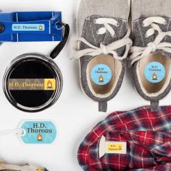 Mabel's Labels Sleepaway Camp Label Pack (2)