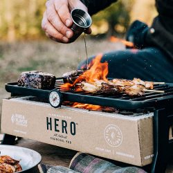 The Review Wire Father's Day Guide 2021: Fire & Flavor HERO Grill System