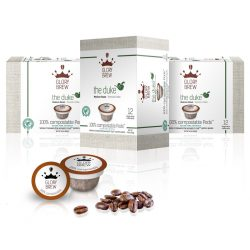The Review Wire Father's Day Guide 2021: Glorybrew Coffee 100% Compostable Pods for Keurig