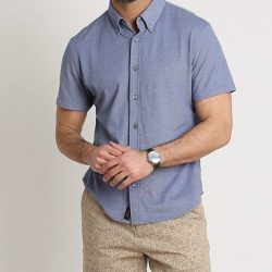 The Review Wire Father's Day Guide 2021: Oxford Short Sleeve Shirt
