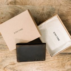 The Review Wire Father's Day Guide 2021: RFID Blocking Minimalist Bifold Wallet