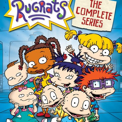 The '90s Biggest Babies are Back in the Rugrats: The Complete Series