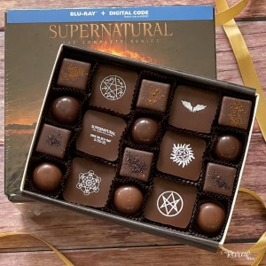 Supernatural Chocolates from Valerie Confections